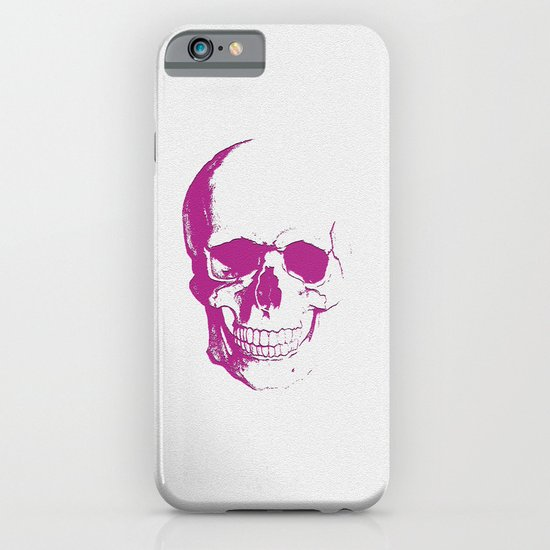 Skully skull iPhone & iPod Case