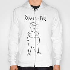 Karate Comic Hoody