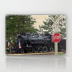Girabaldi Train Laptop & iPad Skin