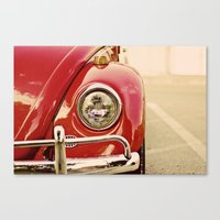 PUNCH ! Canvas Print