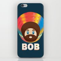 Bob is Magic iPhone & iPod Skin