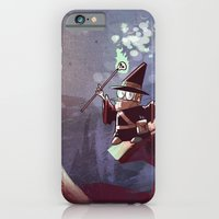 iPhone & iPod Case featuring A Necromancer's Guide to the Underworld by David Finley