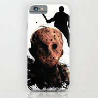 Jason Voorhees: Monster Madness Series iPhone 6 Slim Case