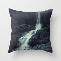 Queen Waterfalls. Iphone… Throw Pillow