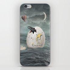The Sacrifice iPhone & iPod Skin