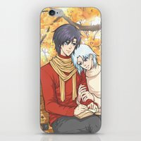 At the park iPhone & iPod Skin