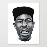 IFHY (Tyler the creator) Canvas Print