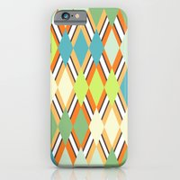 iPhone & iPod Case featuring Retro by emain
