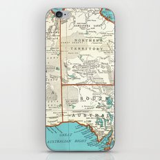 Australia; re-imagined iPhone & iPod Skin