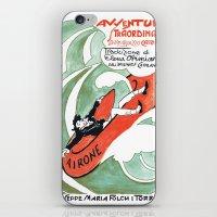 Massagran iPhone & iPod Skin