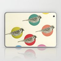 Gathering Sparrows Laptop & iPad Skin