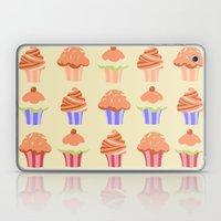 Yummy Cupcakes Laptop & iPad Skin