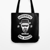 Sons Of Heisenberg Tote Bag