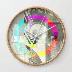 Polar Vortex Wall Clock
