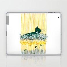 Clover Cat Laptop & iPad Skin