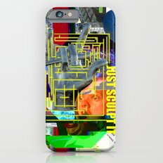 Just Sculpt It 1 iPhone 6 Slim Case