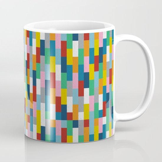 Bricks Rotate #2 Mug