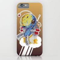 Rocket Bot iPhone 6 Slim Case