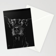 The Curious Expressions of Dogs Stationery Cards