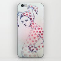 Not My Cup Of Tea iPhone & iPod Skin