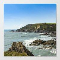 Cornishseascapes Gunwalloe 02 Canvas Print