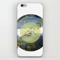 Great Things iPhone & iPod Skin