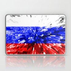 Russia Flag - Extrude Laptop & iPad Skin