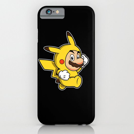Pika Suit iPhone & iPod Case