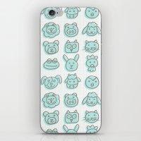 Animal Cuteness iPhone & iPod Skin