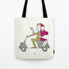 Lovers hug Tote Bag