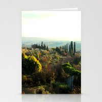Memories Of The Fall (To… Stationery Cards