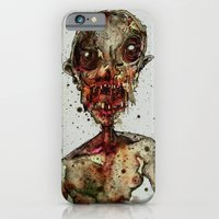Hungry For Human Flesh iPhone 6 Slim Case