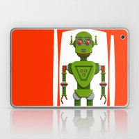 Robot Laptop & iPad Skin