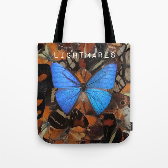 Lightmares- The Sun Dances Tote Bag