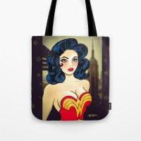 NYC Wonder Tote Bag