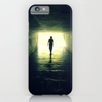 iPhone & iPod Case featuring Vacancy by Sarah Skupien