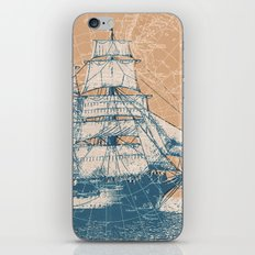 Age of Exploration iPhone & iPod Skin