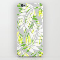 Spring Fern iPhone & iPod Skin