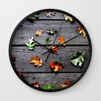 We All Fall Down Wall Clock
