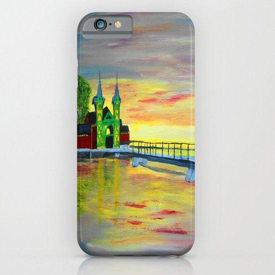 Pier  iPhone & iPod Case
