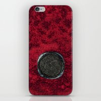 Food 1: Black Linguine O… iPhone & iPod Skin