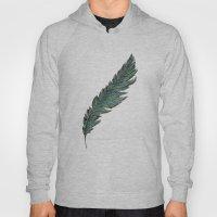 CRAYON LOVE: Aqua Feathe… Hoody