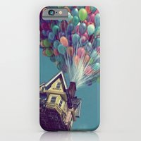 Up, Up And Away iPhone 6 Slim Case