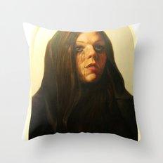 Magdalena Throw Pillow