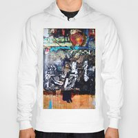 Entropy Poster With Fake… Hoody