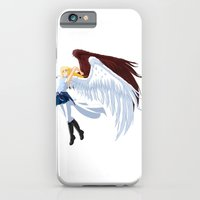 iPhone & iPod Case featuring Calling by Barbara
