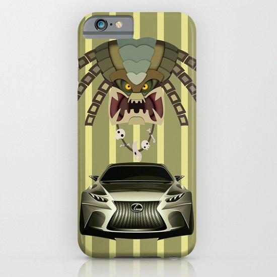 Lexus vs Predator iPhone & iPod Case