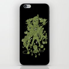 Hylian Pilgrim iPhone & iPod Skin