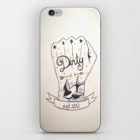 Dirty - Dirty iPhone & iPod Skin