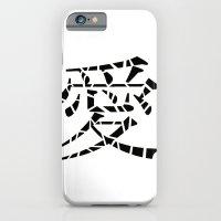 Love (black) iPhone 6 Slim Case